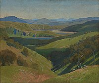 Elioth Gruner – On the Murrumbidgee.jpg