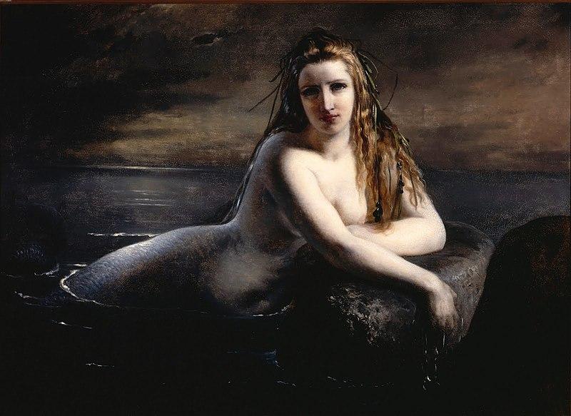 File:Elisabeth Jerichau Baumann - Havfrue 1863.jpg