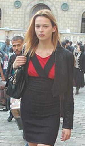 Élise Crombez - Image: Elise Crombez crop