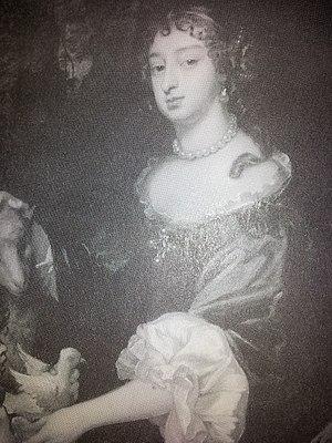 Elizabeth Hamilton, Countess of Orkney - Elizabeth Villiers