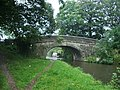 Ellel Hall Bridge on Lancaster Canal from the south - geograph.org.uk - 574147.jpg