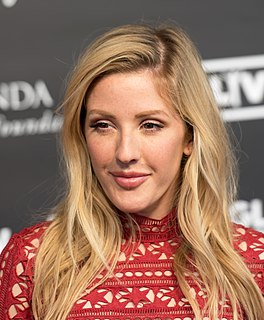 Ellie Goulding English singer-songwriter and multi-instrumentalist