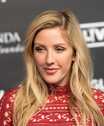 Picture of a band or musician: Ellie Goulding