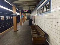 Elmhurst Avenue - Manhattan bound platform.jpg