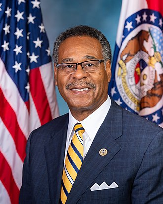 Emanuel Cleaver - Image: Emanuel Cleaver official photo