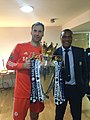 Emenalo Čech and Premier League Trophy.jpg
