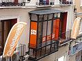 En la ciudad de Zaragoza (España), local del partido político Ciudadanos, calle Cinco de Marzo.JPG