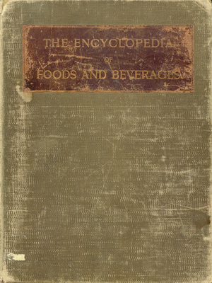 The Grocer's Encyclopedia - The Grocer's Encyclopedia - front cover