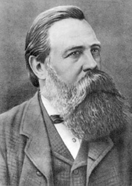 Friedrich Engels in 1877