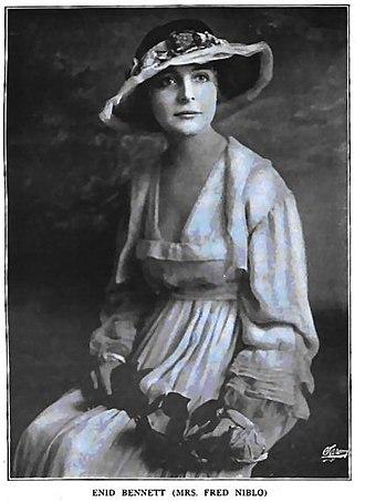 Enid Bennett - Bennett in 1920