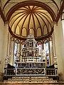 Ennesima foto dell'altare della chiesa di Santa Corona.jpg