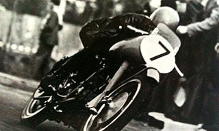 Enrico Lorenzetti Italian motorcycle racer