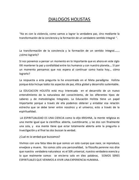 Description Ensayo sobre dialogos holistas.pdf