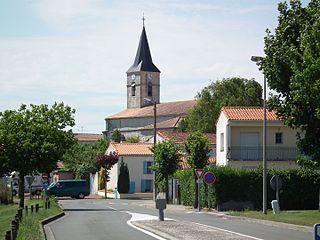 Arvert Commune in Nouvelle-Aquitaine, France