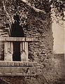 Entrance to Durga Temple, Para, Manbhum District in 1872-73.jpg