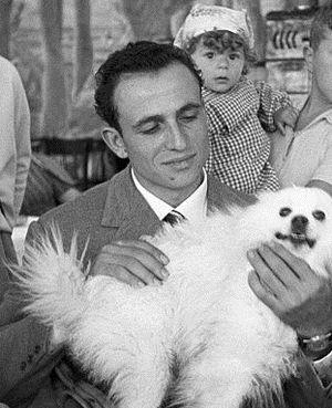 Ercole Baldini - Baldini in 1956