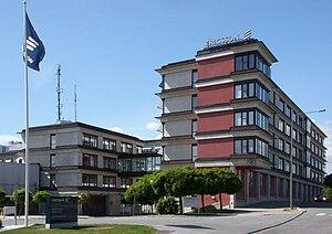 Ericsson huvudkontor Kista 2010