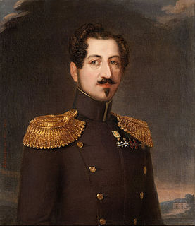 Oscar I of Sweden King of Sweden and Norway between 1844-1859