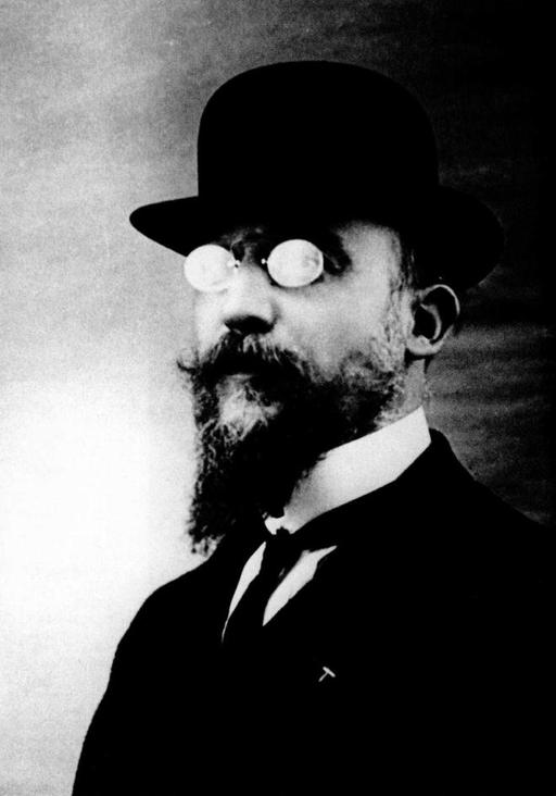 Erik Satie en 1909