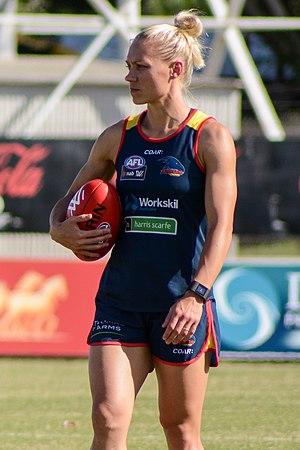 Erin Phillips - Phillips in January 2017