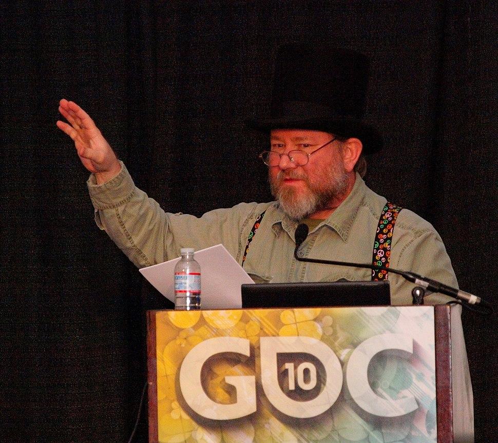 Ernest Adams - Game Developers Conference 2010