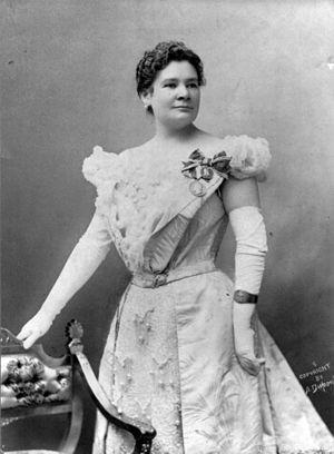 Ernestine Schumann-Heink - Schumann-Heink in 1899