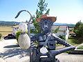 Erromesa deritzon metalezko panpina, Felix Saez de Egilazek 2009. urtean Argandoña herriarentzat egindakoa.jpg
