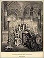 Erzsébet királyné Deák ravatalánál, Vasárnapi Ujság, 1876.jpg