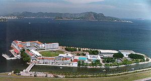 Brazilian Naval School - Image: Escola Naval