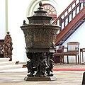 Esens St. Magnus church baptismal font N.jpg