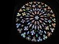 Església del Pi, rosassa, detall.jpg
