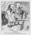 Esoterics, Charles G. Bush, Harper's Weekly 1888-02-18.jpg