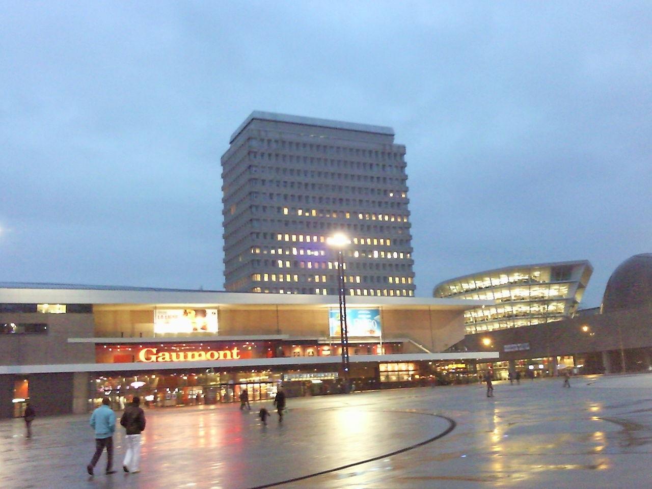 Image illustrative de l'article Esplanade Charles-de-Gaulle (Rennes)