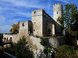 Essing mit Burg Randeck