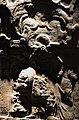 Estela 3 de Ceibal (secció central), museu Nacional d'Arqueologia i Etnologia, Guatemala.jpg