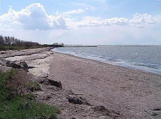 Rhône river delta