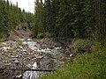 Etherington Creek Provincial Recreation Area, Alberta, Canada - a feeder creek.jpg