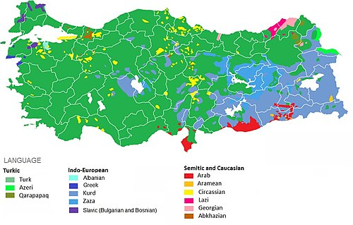 Minorities in Turkey - Wikipedia