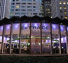Electronic trading platform wiki