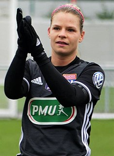 Eugénie Le Sommer French footballer