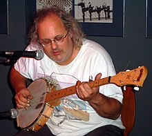 Chadbourne performing in 2003