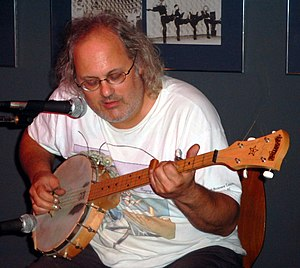 2003 in jazz - Eugene Chadbourne in 2003.