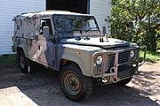 Ex-Australian Army Land Rover