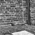 Exterieur ZUIDGEVEL, DETAIL MUUR - Leens - 20290693 - RCE.jpg