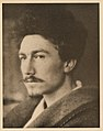 Ezra Pound by Alvin Langdon Coburn, 1913, collotype photograph, from the National Portrait Gallery - NPG-NPG 78 14Pound-000001.jpg