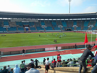 1988 African Cup of Nations - Image: FAR Rabat vs AS Sale, November 6 2012 2