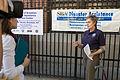 FEMA - 32764 - FEMA FCO speaks on camera at New York Disaster Application Service Center.jpg