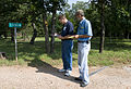 FEMA - 44557 - FEMA and State workers in the field in Oklahoma.jpg