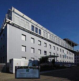 Fraunhofer Institute for High-Speed Dynamics - The Ernst Mach Institute offices in Freiburg im Breisgau