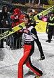 FIS Ski Jumping World Cup 2009 Zakopane - Kai Kovaljeff.JPG